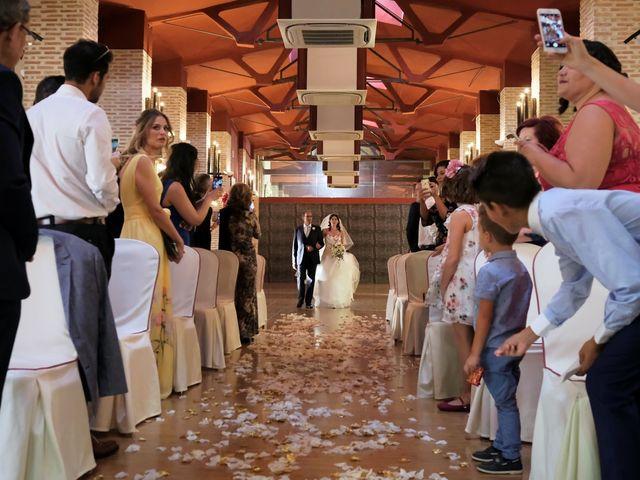 La boda de David y Nuria en Loeches, Madrid 18