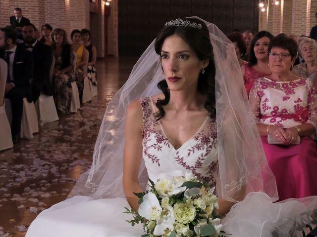 La boda de David y Nuria en Loeches, Madrid 19