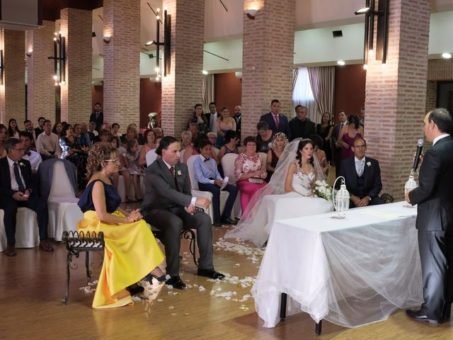 La boda de David y Nuria en Loeches, Madrid 20