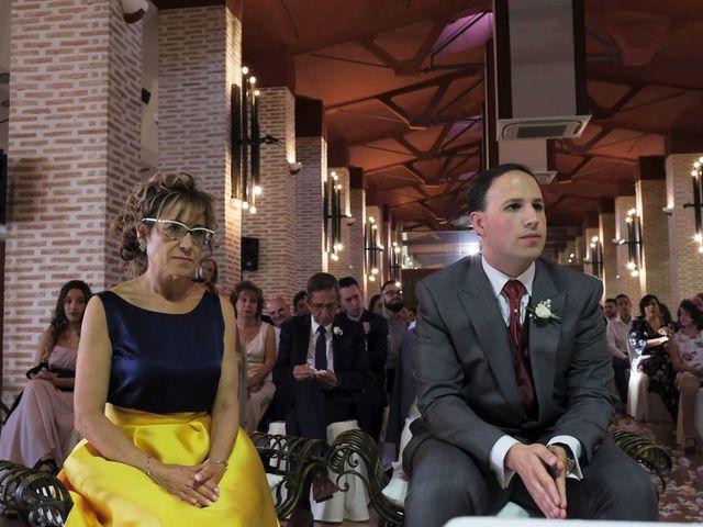 La boda de David y Nuria en Loeches, Madrid 21