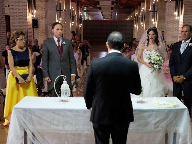 La boda de David y Nuria en Loeches, Madrid 22