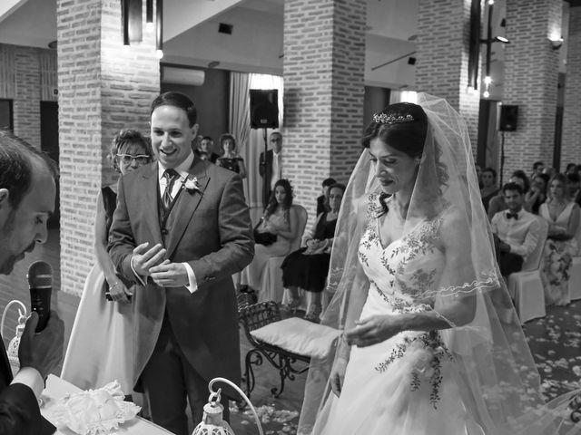 La boda de David y Nuria en Loeches, Madrid 23