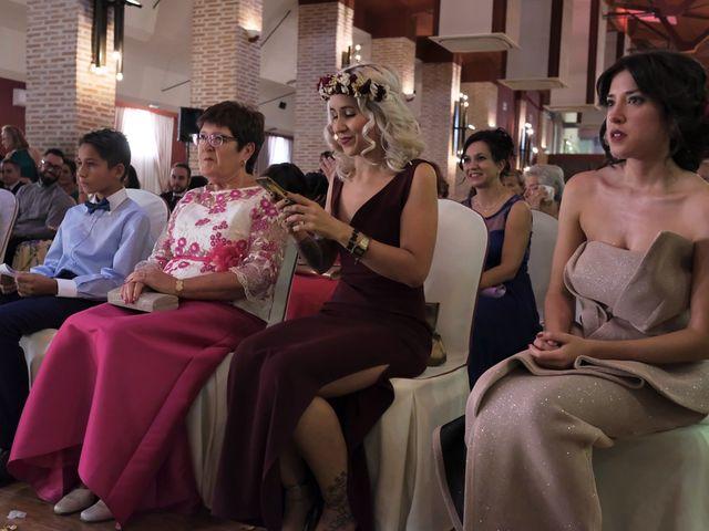 La boda de David y Nuria en Loeches, Madrid 24