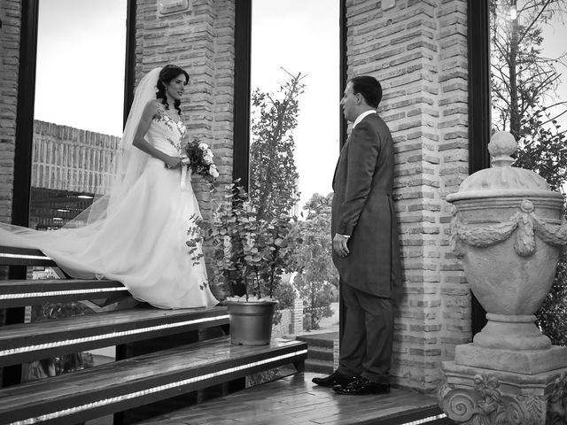 La boda de David y Nuria en Loeches, Madrid 29