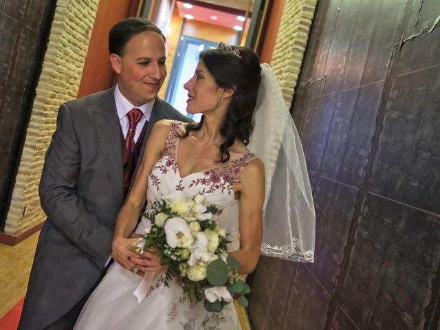 La boda de David y Nuria en Loeches, Madrid 30