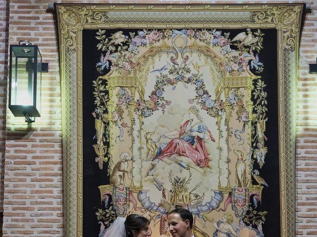 La boda de David y Nuria en Loeches, Madrid 32