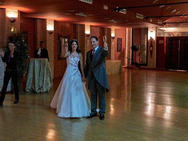 La boda de David y Nuria en Loeches, Madrid 36