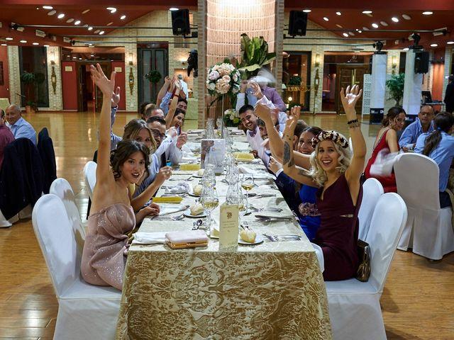 La boda de David y Nuria en Loeches, Madrid 38