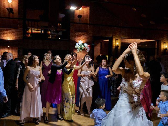 La boda de David y Nuria en Loeches, Madrid 40