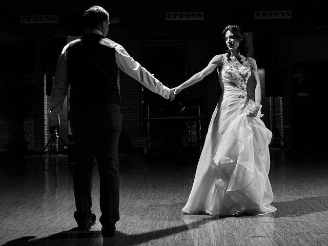 La boda de David y Nuria en Loeches, Madrid 41