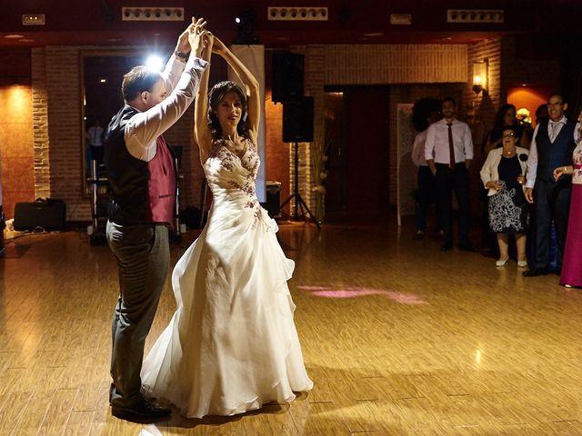 La boda de David y Nuria en Loeches, Madrid 1