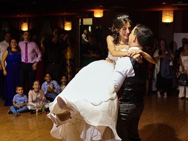 La boda de David y Nuria en Loeches, Madrid 42