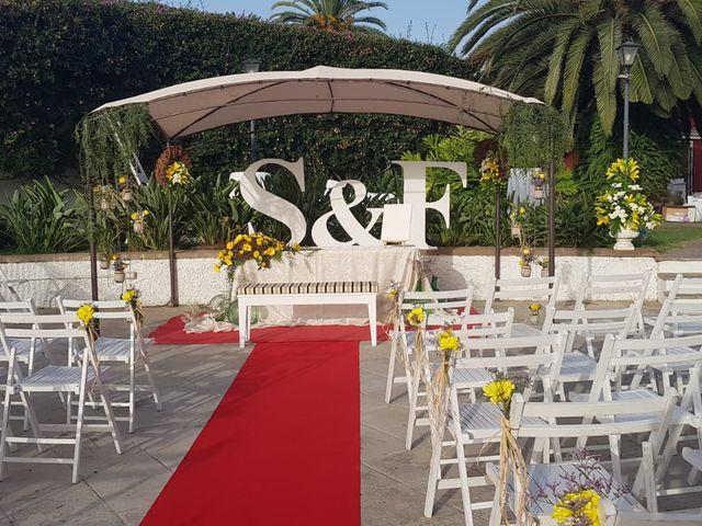 La boda de Samuel  y Fabiola en Tacoronte, Santa Cruz de Tenerife 6