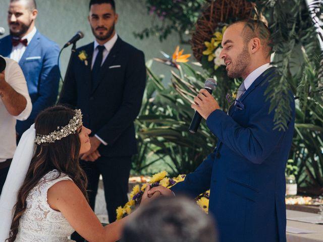 La boda de Samuel  y Fabiola en Tacoronte, Santa Cruz de Tenerife 7