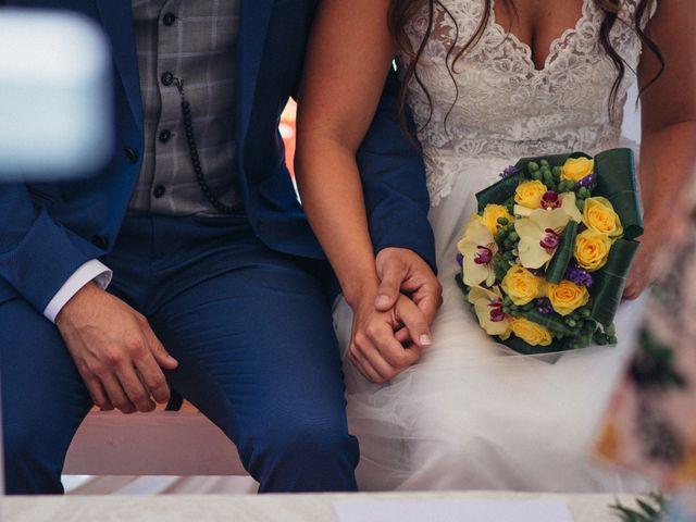 La boda de Samuel  y Fabiola en Tacoronte, Santa Cruz de Tenerife 11