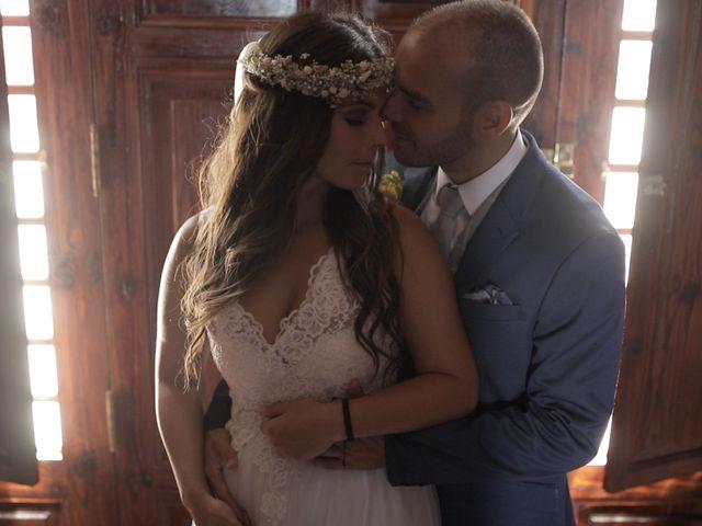 La boda de Samuel  y Fabiola en Tacoronte, Santa Cruz de Tenerife 14