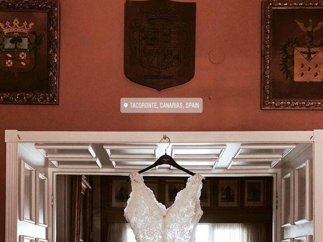 La boda de Samuel  y Fabiola en Tacoronte, Santa Cruz de Tenerife 15