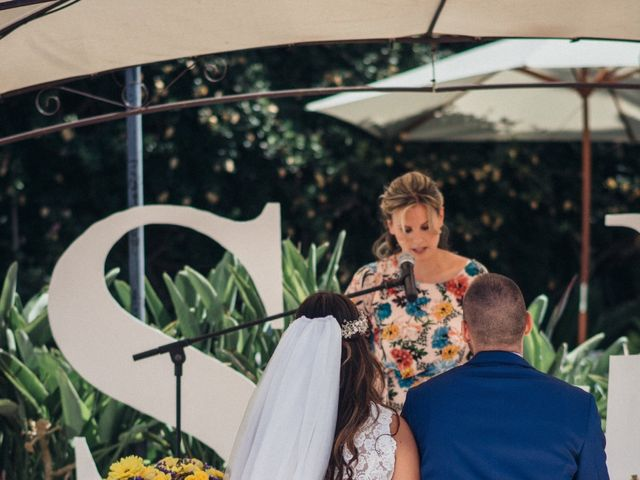 La boda de Samuel  y Fabiola en Tacoronte, Santa Cruz de Tenerife 18