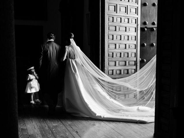 La boda de David y Estela en Toledo, Toledo 1
