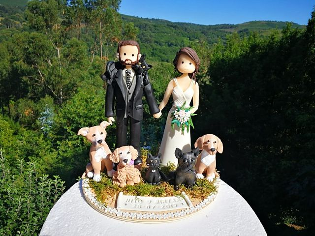 La boda de Miryam y Nito en Tomiño, Pontevedra 4