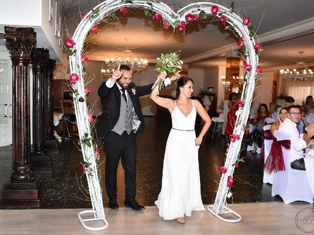 La boda de Nito y Miryam