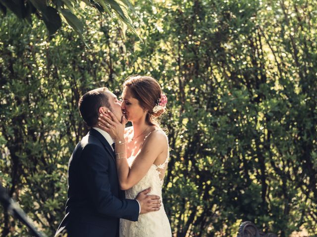 La boda de David y Silvia en Puig-reig, Barcelona 22