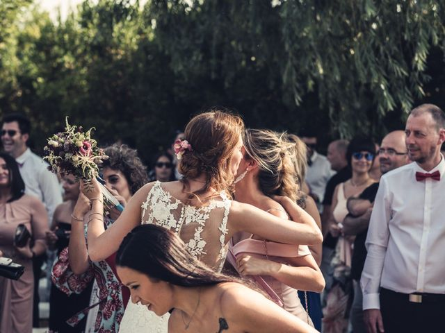La boda de David y Silvia en Puig-reig, Barcelona 23