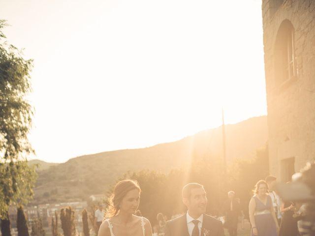 La boda de David y Silvia en Puig-reig, Barcelona 25