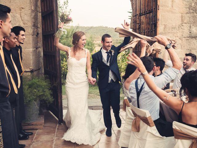 La boda de David y Silvia en Puig-reig, Barcelona 33