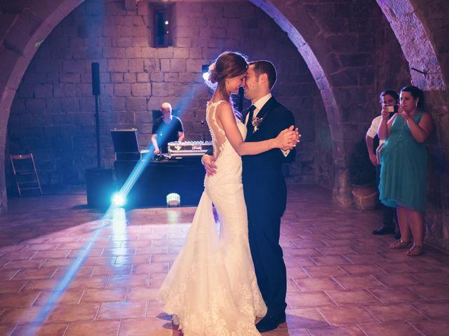 La boda de David y Silvia en Puig-reig, Barcelona 37