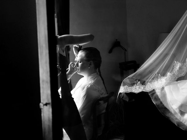 La boda de Javier y Laura en Cubas De La Sagra, Madrid 24