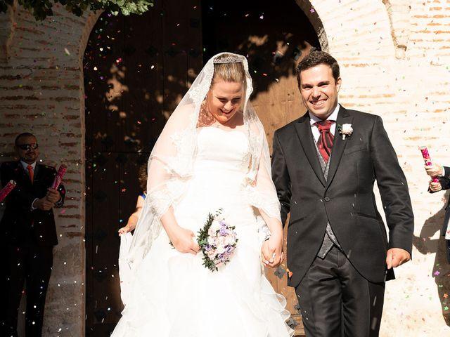La boda de Javier y Laura en Cubas De La Sagra, Madrid 30