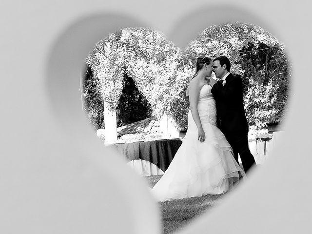 La boda de Javier y Laura en Cubas De La Sagra, Madrid 34