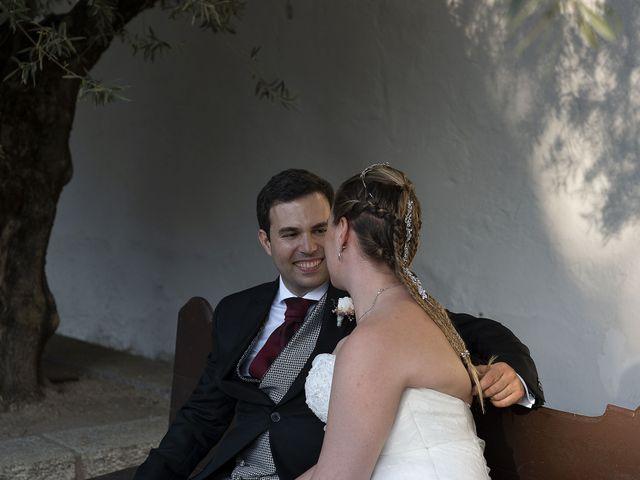 La boda de Javier y Laura en Cubas De La Sagra, Madrid 36