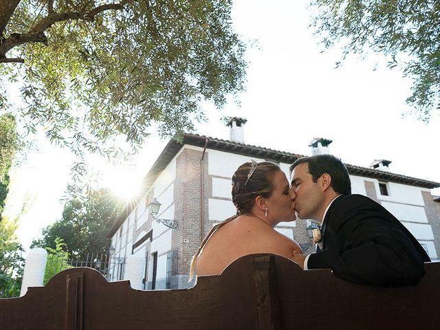La boda de Javier y Laura en Cubas De La Sagra, Madrid 37