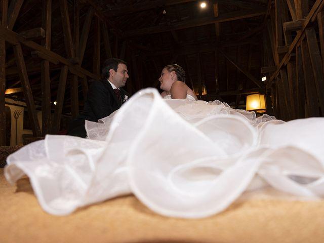 La boda de Javier y Laura en Cubas De La Sagra, Madrid 39