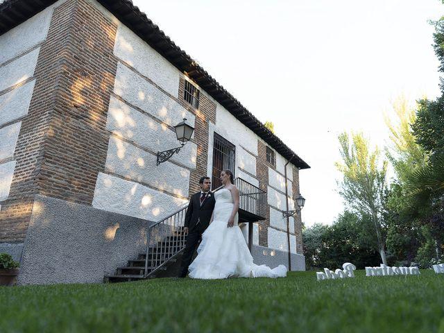 La boda de Javier y Laura en Cubas De La Sagra, Madrid 44