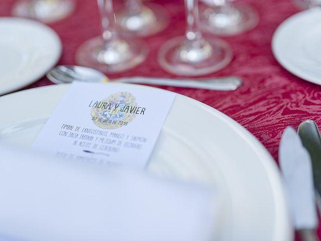 La boda de Javier y Laura en Cubas De La Sagra, Madrid 47