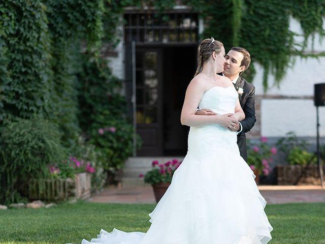 La boda de Javier y Laura en Cubas De La Sagra, Madrid 50