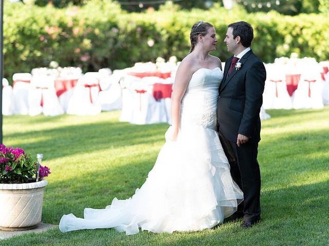 La boda de Javier y Laura en Cubas De La Sagra, Madrid 51