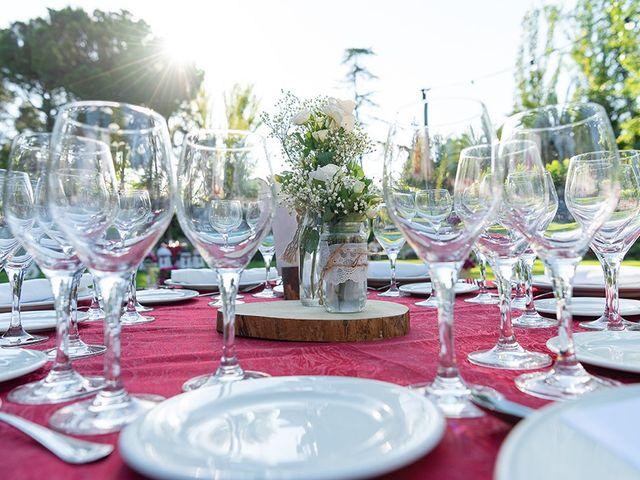 La boda de Javier y Laura en Cubas De La Sagra, Madrid 57