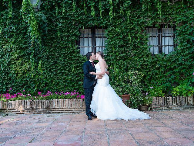 La boda de Javier y Laura en Cubas De La Sagra, Madrid 58