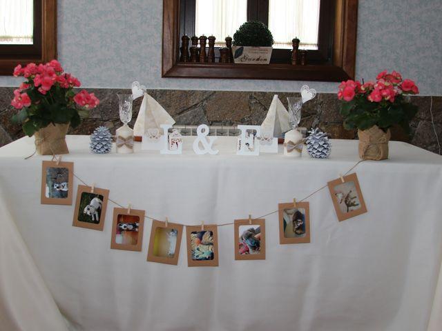 La boda de Liaxunder y Esmeralda en Vilaflor, Santa Cruz de Tenerife 4