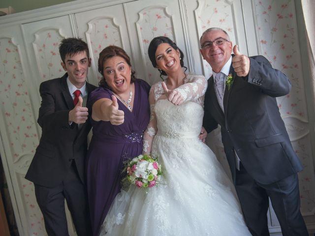 La boda de Sergio y Ana María en Mislata, Valencia 25