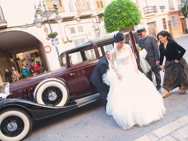 La boda de Sergio y Ana María en Mislata, Valencia 31