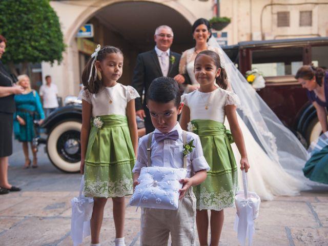 La boda de Sergio y Ana María en Mislata, Valencia 32