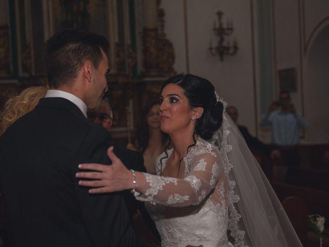 La boda de Sergio y Ana María en Mislata, Valencia 33