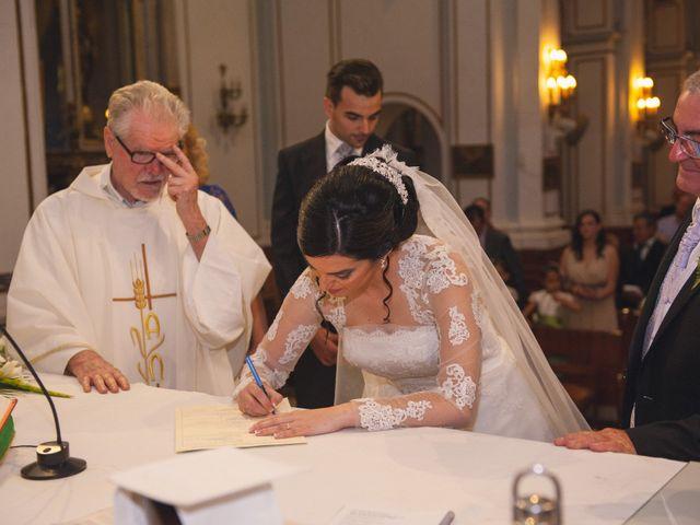 La boda de Sergio y Ana María en Mislata, Valencia 35