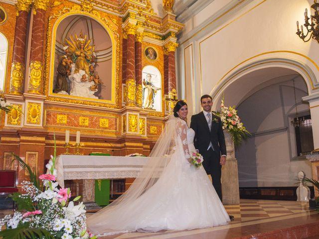 La boda de Sergio y Ana María en Mislata, Valencia 38