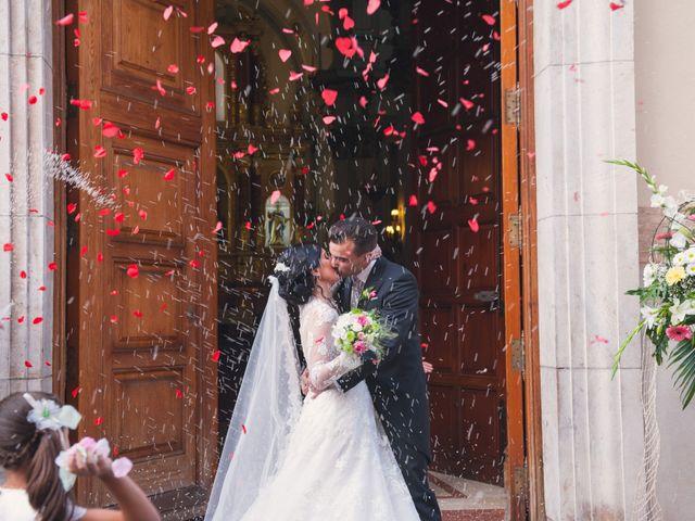 La boda de Sergio y Ana María en Mislata, Valencia 1